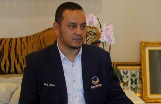 Sudah Disetujui Menkes, NasDem Minta DKI segera Berlakukan PSBB