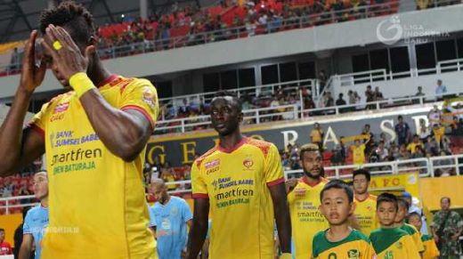 Gantikan Posisi IGB Surya, Muddai Madang JabatDirektur Utama Sriwijaya FC