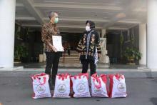 KPK Terima Ratusan Keluhan Bansos Covid-19, Terbanyak Pemkot Surabaya