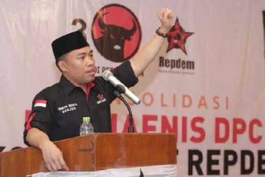 Repdem Kerahkan Kader Seluruh Indonesia, Sukseskan Kongres V PDI Perjuangan di Bali