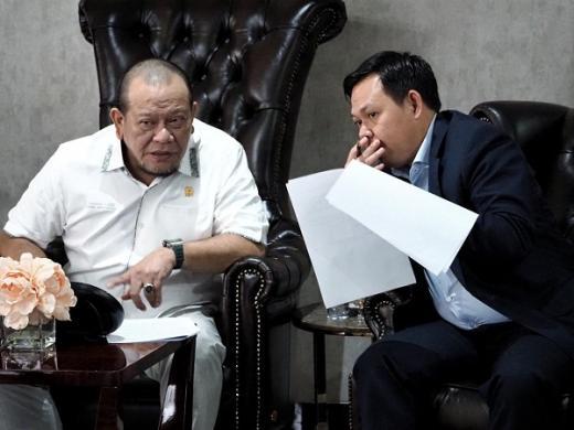 Kawal RUU Ciptakerja, Ketua DPD Minta Senator Fokus di Kepentingan Daerah