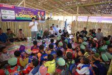 Cak Imin Ingin Recovery Pendidikan di Lombok Menjadi Prioritas