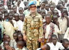 Sosok Perempuan Minang yang Harumkan Indonesia Sebagai Komandan Pasukan PBB di Afrika