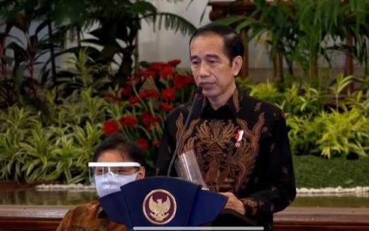 Jokowi: Kesehatan Belum Tertangani dengan Baik, Ekonomi Sudah Distater, Ini Sangat Berbahaya!
