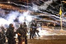 Amerika Memanas, Puluhan Orang Pengunjuk Rasa Ditangkap