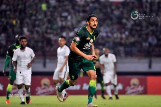 Mahmoud Eid Siap Gantikan Posisi David da Silva