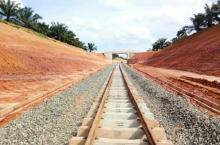 Pemerintah Didesak Selesaikan Pembangunan Rel Kereta Api Rantau Prapat - Kota Pinang