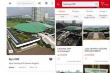 Gedung DPR Dijual di Tokped, Otoritas Angkat Bicara
