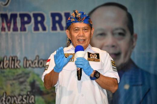 Wakil Ketua MPR: Pemerintah Harus Mengevaluasi UU Cipta Kerja