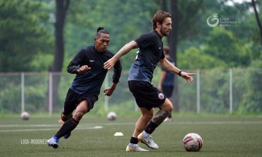 Klok Ingin Jadi Inspirasi Pemain Indonesia