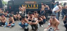 Bawa Molotov dan Senjata, 80 Pelajar STM yang Ikut Demo UU Cipta Kerja Ditangkap