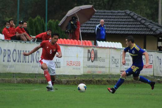 Lawan FK Dugopoije, Timnas U 19 Lakukan Persiapan Biasa