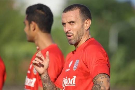 Bali United FC Hormati Keputusan Paulo Sergio