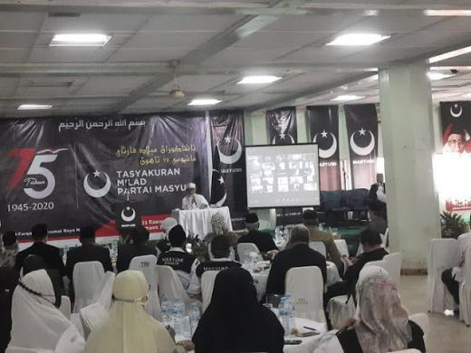 Resmi Deklarasi, Partai Masyumi Aktif Kembali