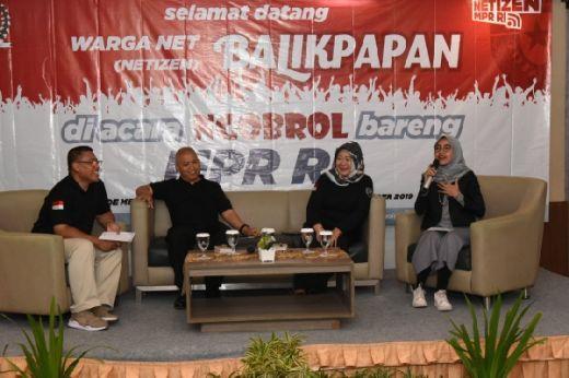 Warganet Berperan Penting Sebarkan Empat Pilar MPR