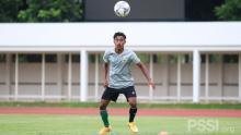Shin Tae-yong Pantau Terus Latihan Timnas U 19