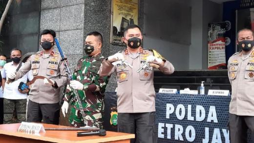 6 Pengikut Habib Rizieq Tewas Ditembak di Tol, Begini Penjelasan Polisi