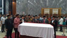 Inalillahi... DPD RI Berduka, Senator Maluku Utara Tutup Usia