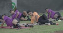 Pemain Timnas U 16 Indonesia Latihan Virtual