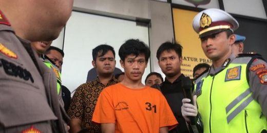 Adi Saputra, Pemotor Ngamuk di Tangsel, Ternyata Sehari-hari Berjualan Kopi