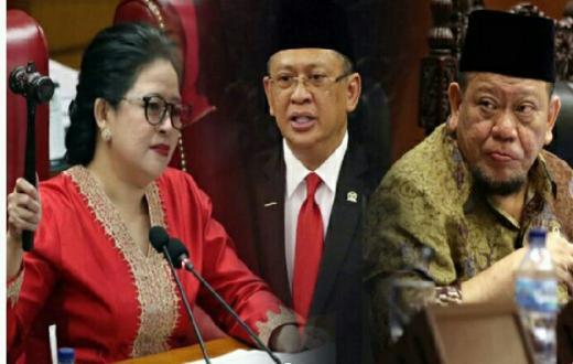Dari Tiga Pimpinan Parlemen, Pengamat: Puan Paling Berpeluang Jadi Capres Ketimbang Bamsoet dan LaNyalla