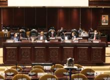 DPD RI Soroti Penegakan Hukum Kasus Korupsi di Indonesia