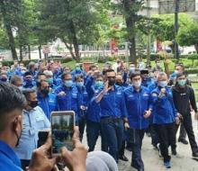 Tak Terima KLB Sumut, AHY Ajak 34 Pimpinan DPD Kirim Nota Keberatan ke Kantor Yasonna Laoly
