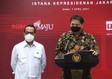 Ini Permintaan Presiden Kepada Menteri Soal Pengendalian Covid-19 Jelang Ramadhan