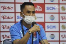 Syamsuddin Siapkan Strategi Redam PSIS