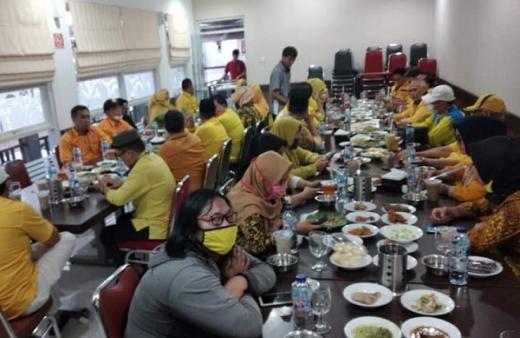 Bukber saat Pandemi Covid-19, Gubernur Bengkulu Sebut Tetap Gunakan Protokol Kesehatan