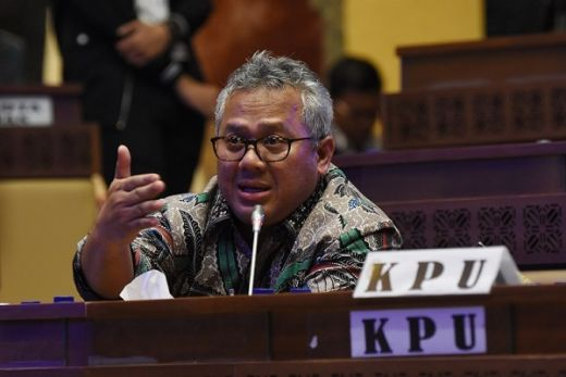 RDP dengan Komisi II DPR, KPU: Februari Tahapan Pilkada 2020 Dimulai