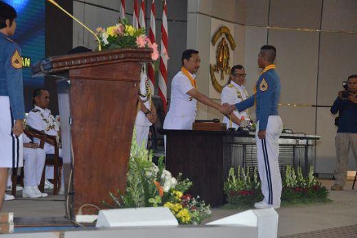 Kasal Wisuda Sarjana Taruna AAL Angkatan Ke-64 Tahun 2019