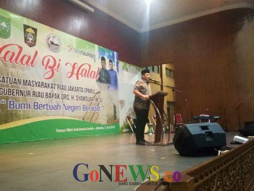 Kapolda Metro Jaya Minta PMRJ Berkontribusi dan Membantu Gubernur Riau