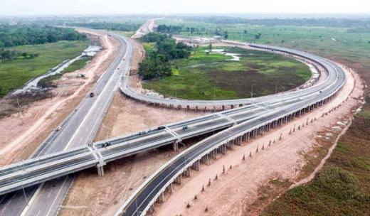 Pembangunan Jalan Tol Trans Sumatera Dikebut, Lukman Edy Mengaku Siap Laksanakan Perintah Presiden