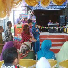 Penyambung Lidah Masyarakat Parepare, Istri Walikota Erna Rasyid Taufan Launching ParadioFM