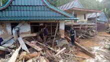 497 Jiwa Terdampak Langsung Banjir Bandang dan Longsor di Sidrap, Sulawesi Selatan