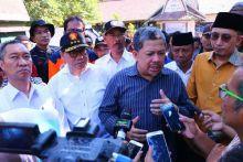 Fahri Hamzah: Penanganan Pasca Gempa Lombok, Perlu Lembaga Khusus Seperti BRR Aceh