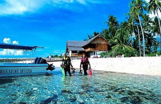 Wakatobi Bakal Luncurkan Festival Barata Kaledupa 2016