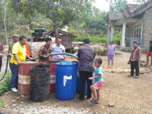 Lebih dari 2.726 Desa Kekeringan, Jutaan Warga di Jawa dan Nusa Tenggara Terdampak