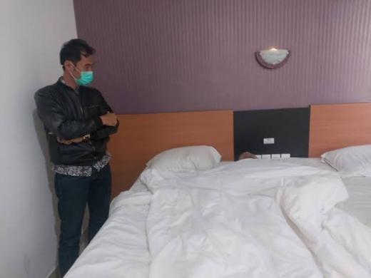 Kelelahan, Ketua DPRD Meninggal di Kamar Hotel Saat Menginap bersama Janda