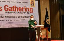 Ahmad Muzani: Tugas MPR Membangun Suasana Kenegaraan Lebih Kondusif