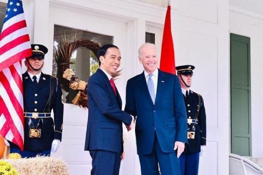 Biden Menang Pilpres, Indonesia Berharap ada Peningkatan Kerjasama bidang Demokrasi