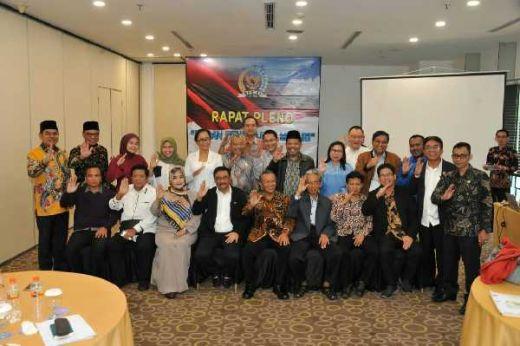 Gelar Rapat Pleno, Badan Pengkajian MPR Serap Aspirasi Pokok-pokok Haluan Negara