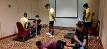 Bima Sakti Pahami Kondisi Fisik Pemain Lewat Sport Science