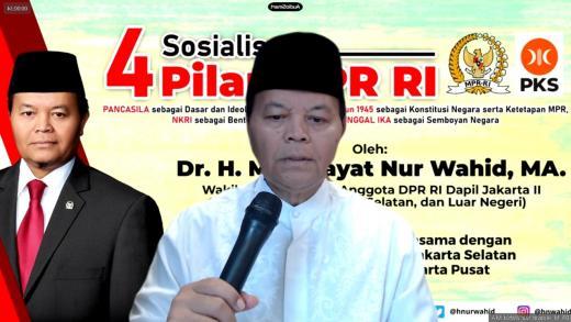 MPR Desak Komnas HAM Pimpin TPF Independen Penembakan 6 Anggota Laskar FPI