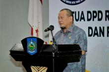 Kasus Positif Covid-19 di Indonesia Tertinggi di ASEAN, LaNyalla Ajak Masyarakat Taat Prokes