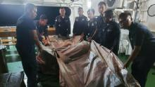 Tim SAR Temukan Benda Diduga Tangga Darurat Sriwijaya Air SJ 182