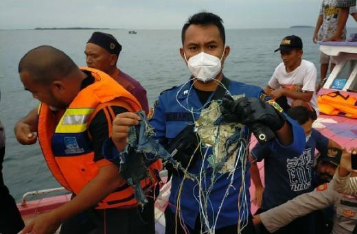 Beredar Jumlah Penumpang Pesawat Sriwijaya Air yang Hilang Kontak