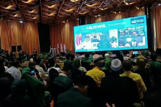 Muswil se-Indonesia, Gus AMI Yakin PKB Tembus Tiga Besar Pemilu 2024