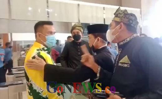 Tak Diperbolehkan Masuk di Rapat DPR, Perwakilan LAM Riau Mengaku Diperlakukan Tidak Adil